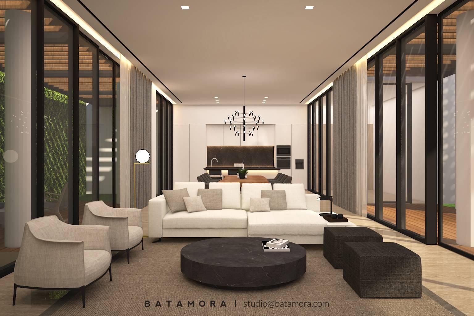 Batamora Martimbang House At Kebayoran Baru Jakarta Jakarta Living-Room   2694