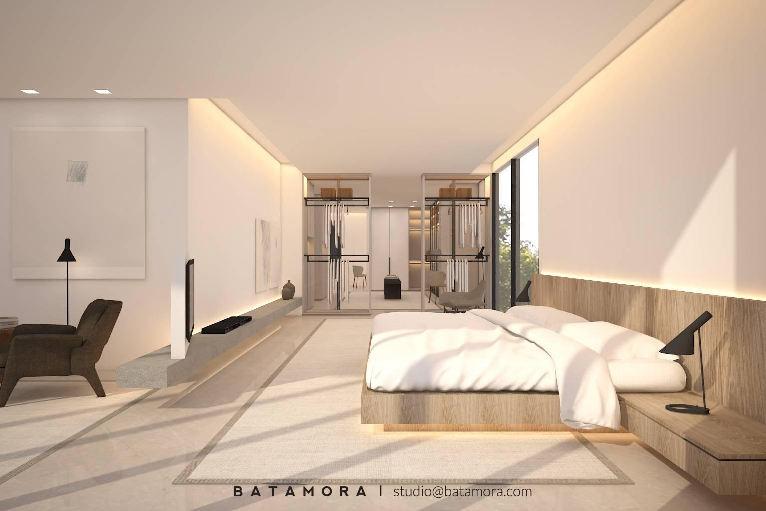 Batamora Martimbang House At Kebayoran Baru Jakarta Jakarta Master Bedroom   2698