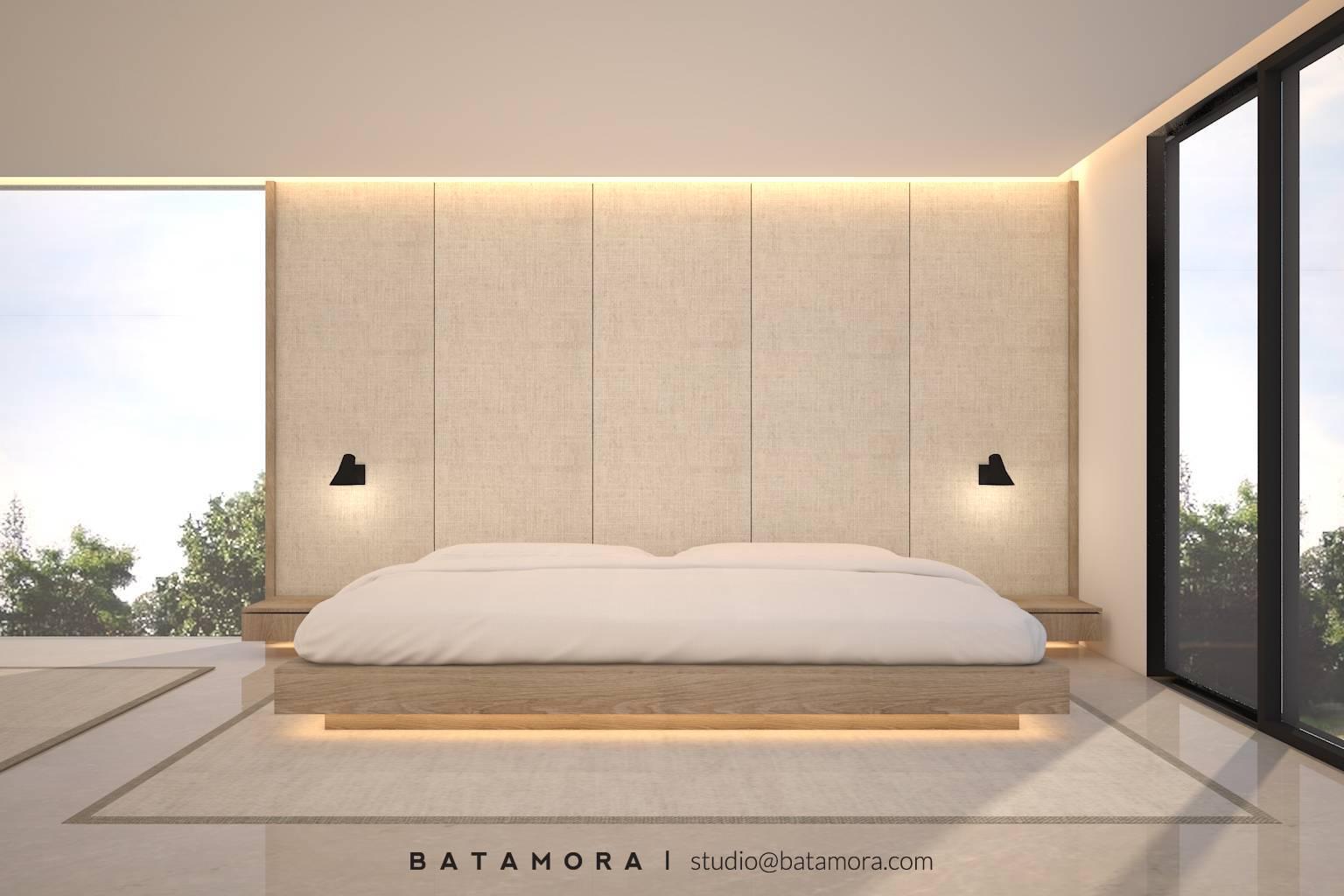 Batamora Martimbang House At Kebayoran Baru Jakarta Jakarta Master Bedroom   2699