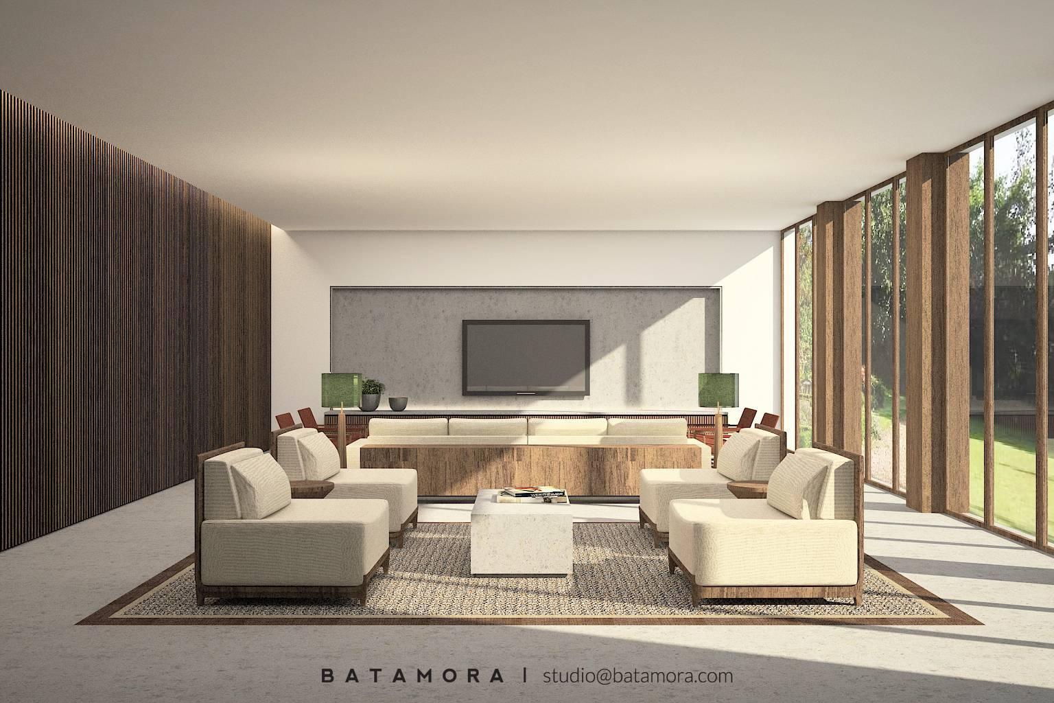 Batamora Bandungan House At Semarang Middle Java Middle Java Living Room Modern  2709