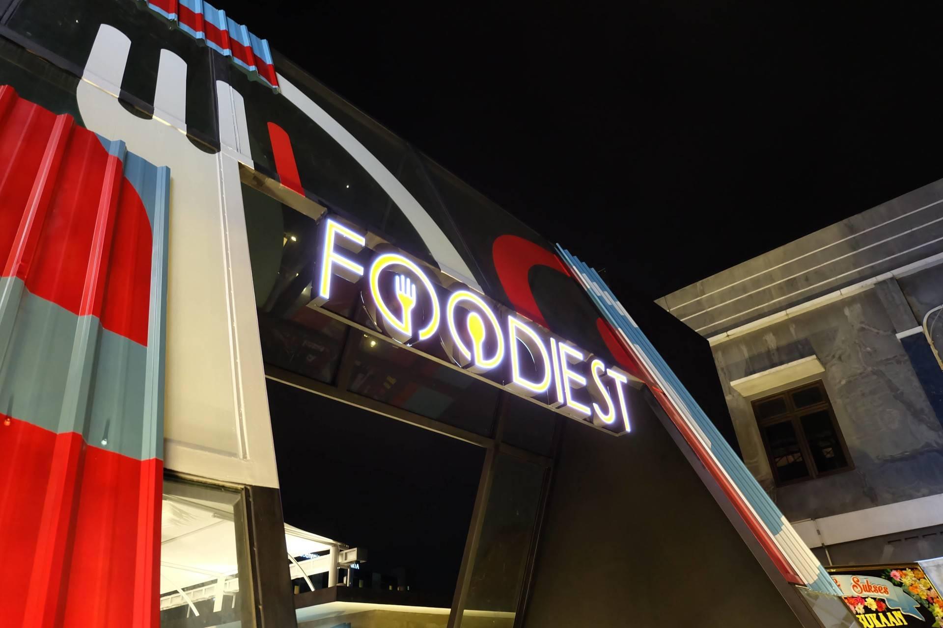 Meandpartners Foodiest Yogyakarta, Kota Yogyakarta, Daerah Istimewa Yogyakarta, Indonesia Yogyakarta Entrance Facade Modern  2745