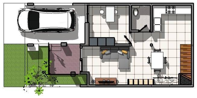 Tala Desco Ma House Bintaro, Jakarta Bintaro, Jakarta Ma-House-5-Lantai-1   3004