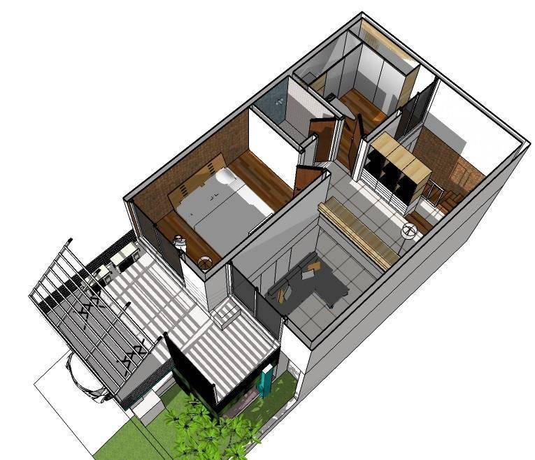 Tala Desco Ma House Bintaro, Jakarta Bintaro, Jakarta Ma-House-7   3008