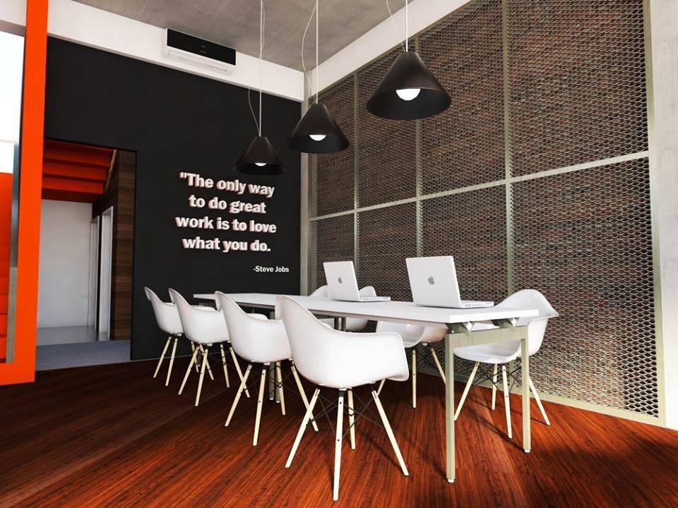 Tala Desco Sisfo Office Renovation Collaboration Tala Desco & Tb Studio Bandung Jakarta Jakarta Working Area   3011