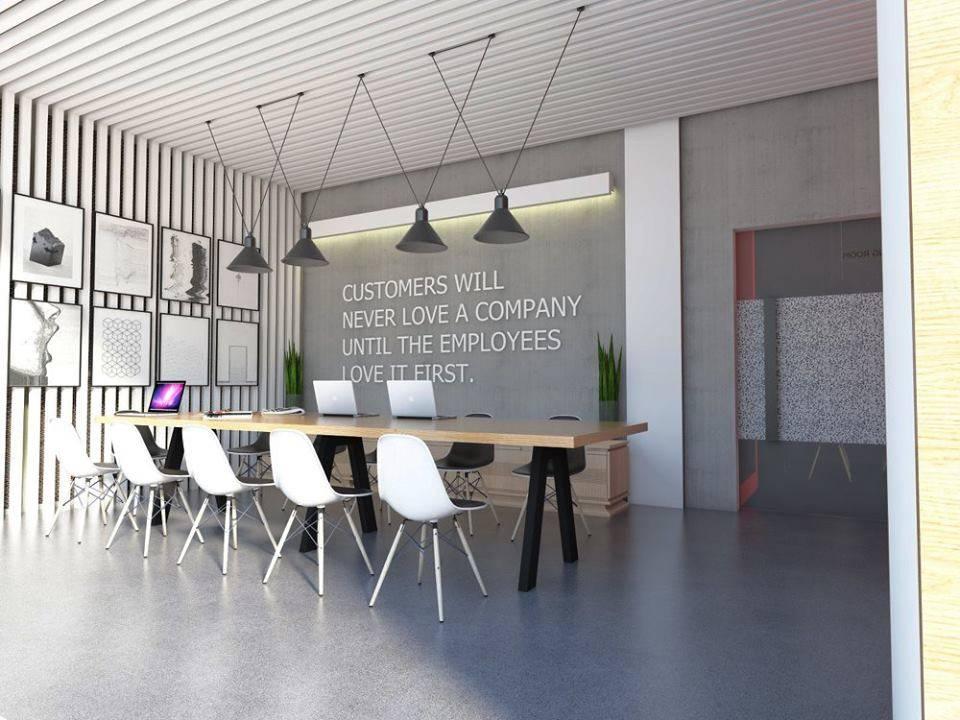 Tala Desco Sisfo Office Renovation Collaboration Tala Desco & Tb Studio Bandung Jakarta Jakarta Working Area   3012
