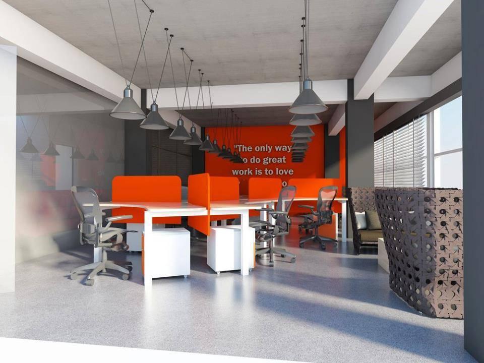 Tala Desco Sisfo Office Renovation Collaboration Tala Desco & Tb Studio Bandung Jakarta Jakarta Working Area   3016