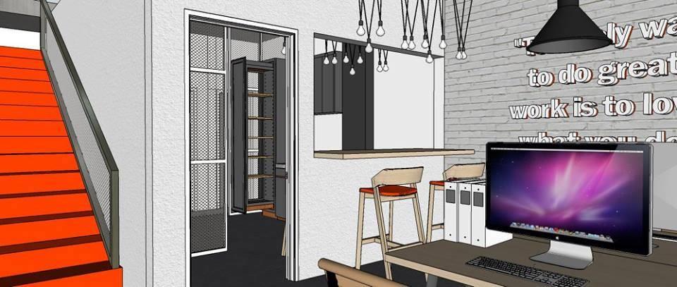 Tala Desco Sisfo Office Renovation Collaboration Tala Desco & Tb Studio Bandung Jakarta Jakarta Working Area   3019
