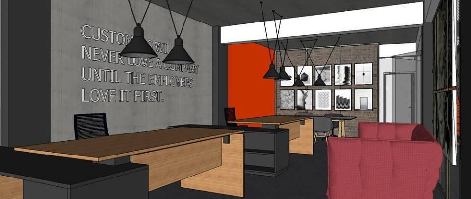 Tala Desco Sisfo Office Renovation Collaboration Tala Desco & Tb Studio Bandung Jakarta Jakarta Sisfo-Office-Renovation-10   3020