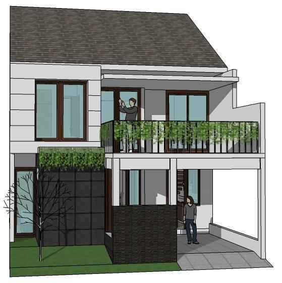 Tala Desco M House  Jakarta Jakarta M-House-1   3052