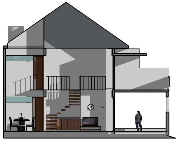 Tala Desco M House  Jakarta Jakarta M-House-7   3058