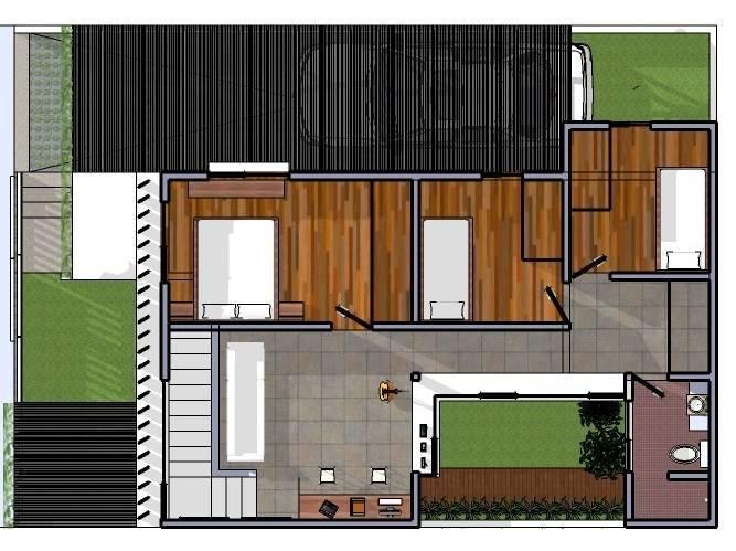 Tala Desco Sani House-Ujungberung Bandung Bandung Denah   3091
