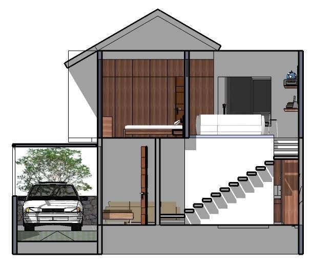 Tala Desco Sani House-Ujungberung Bandung Bandung Sani-House-Ujungberung-11   3115