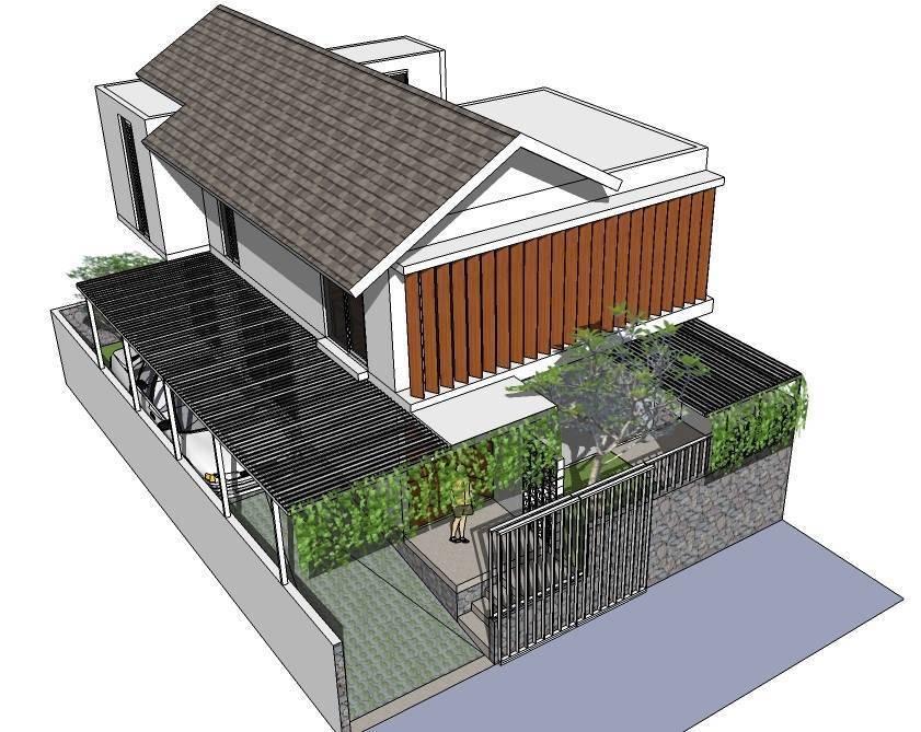 Tala Desco Sani House-Ujungberung Bandung Bandung Bird Eye View   3118