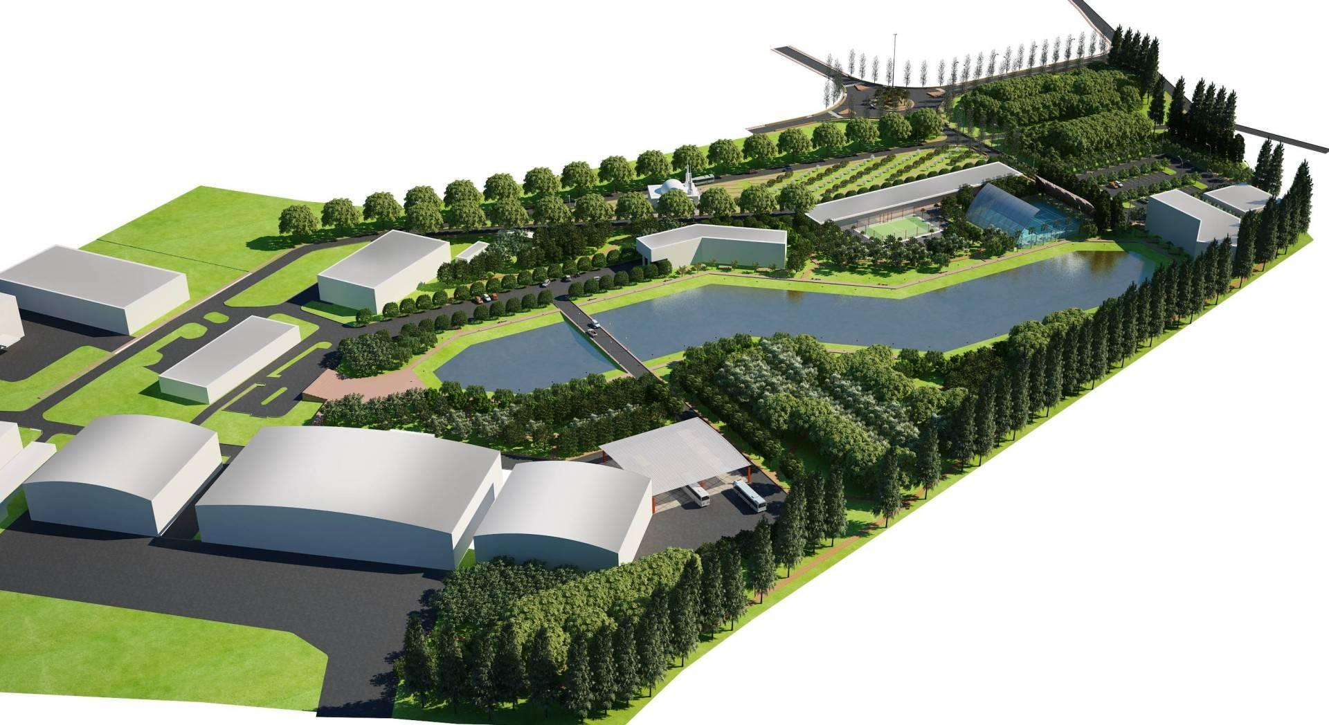 Aristokrasi Prima Rivan Consultan Balai Besar Kalibrasi Fasilitas Penerbangan Tangerang Tangerang Bird-Eye-View-2   3041