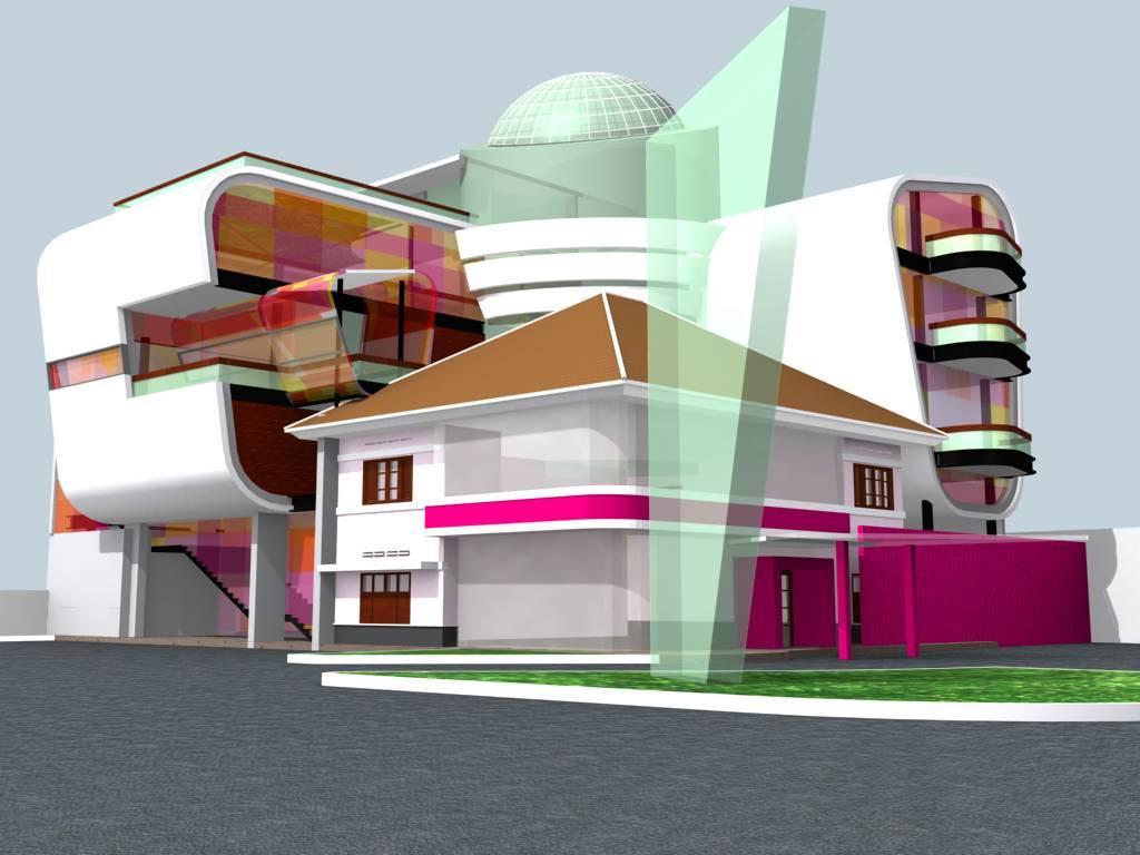 Aristokrasi Prima Rivan Consultan Rabbani Building Bandung, West Java Bandung, West Java Front-View   3119