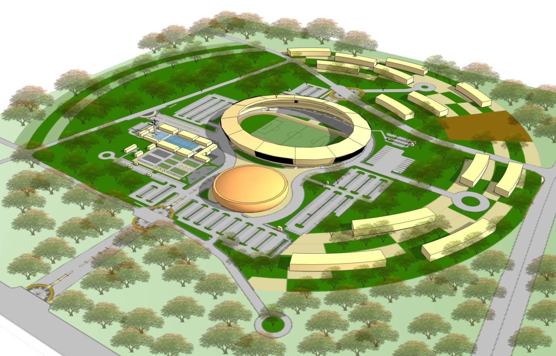 Aristokrasi Prima Rivan Consultan Sentani Sport Hall Papua, Indonesia Papua, Indonesia Bev3-Copy   3130