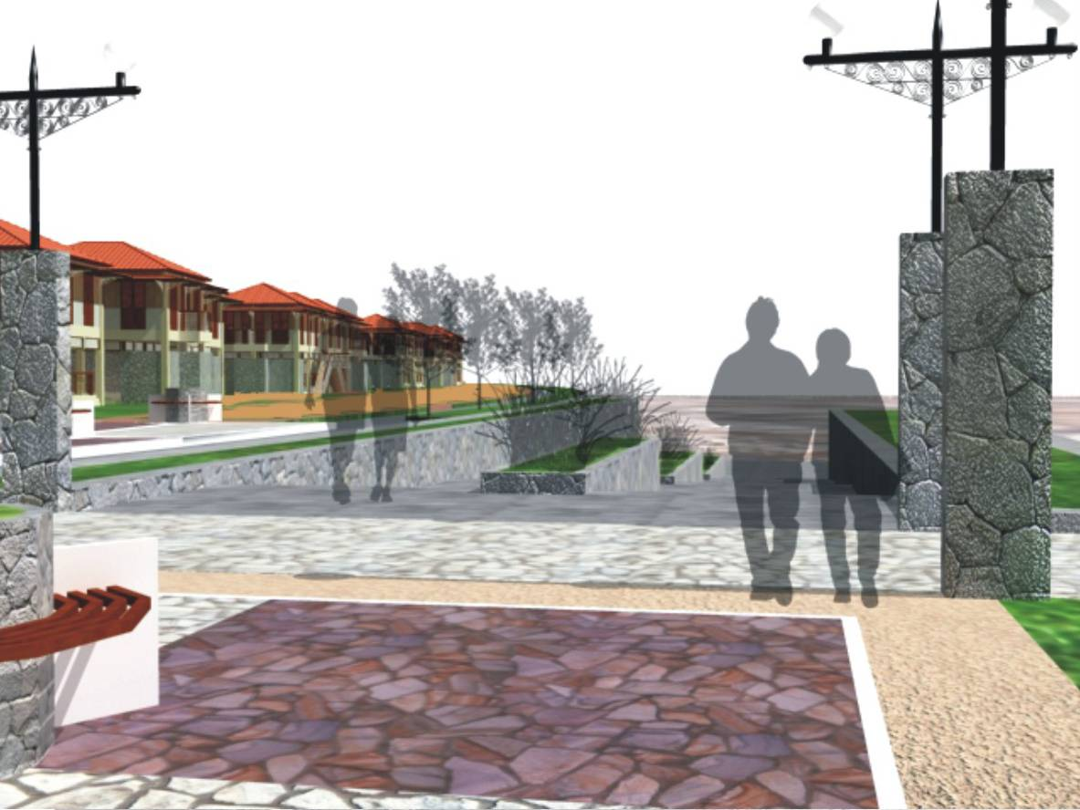 Aristokrasi Prima Rivan Consultan Sekayu Riverbank Restructure Palembang, South Sumatera Palembang, South Sumatera Promenade-To-Pier   3158