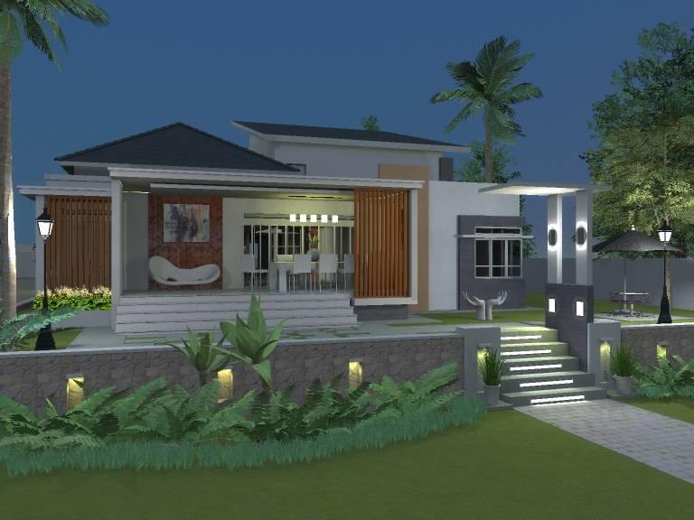Aristokrasi Prima Rivan Consultan Villa At Ciwidey Bandung, West Java Bandung, West Java Facade   3200
