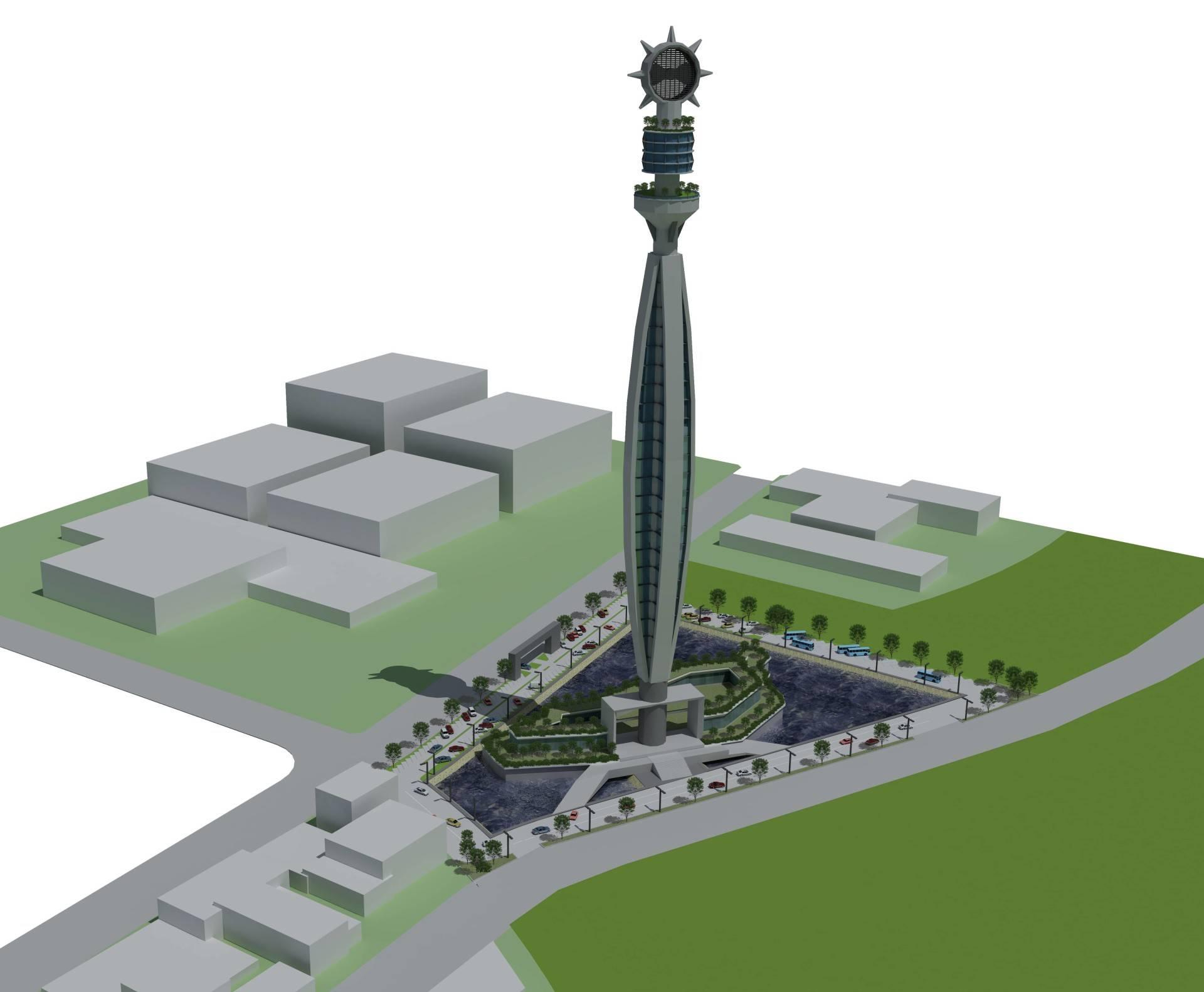 Aristokrasi Prima Rivan Consultan Taichung Tower At Taipei Taiwan Taiwan Be-View-Alt-B   3267