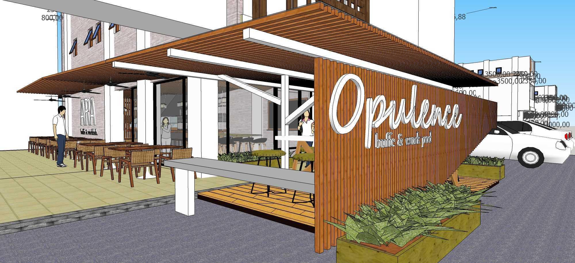 Gilbert Yohannes Voerman Opulence  Cafe Sukajadi , Batam Sukajadi , Batam Facade Modern  27153