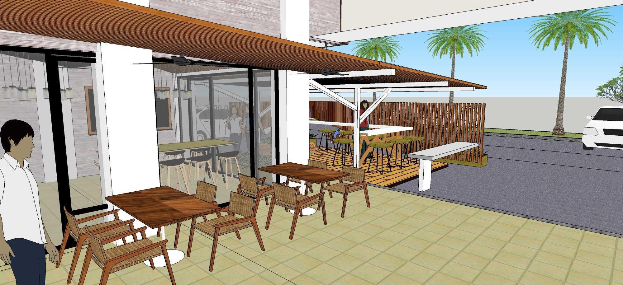 Gilbert Yohannes Voerman Opulence  Cafe Sukajadi , Batam Sukajadi , Batam Seating - Outdoor Area Modern  27161