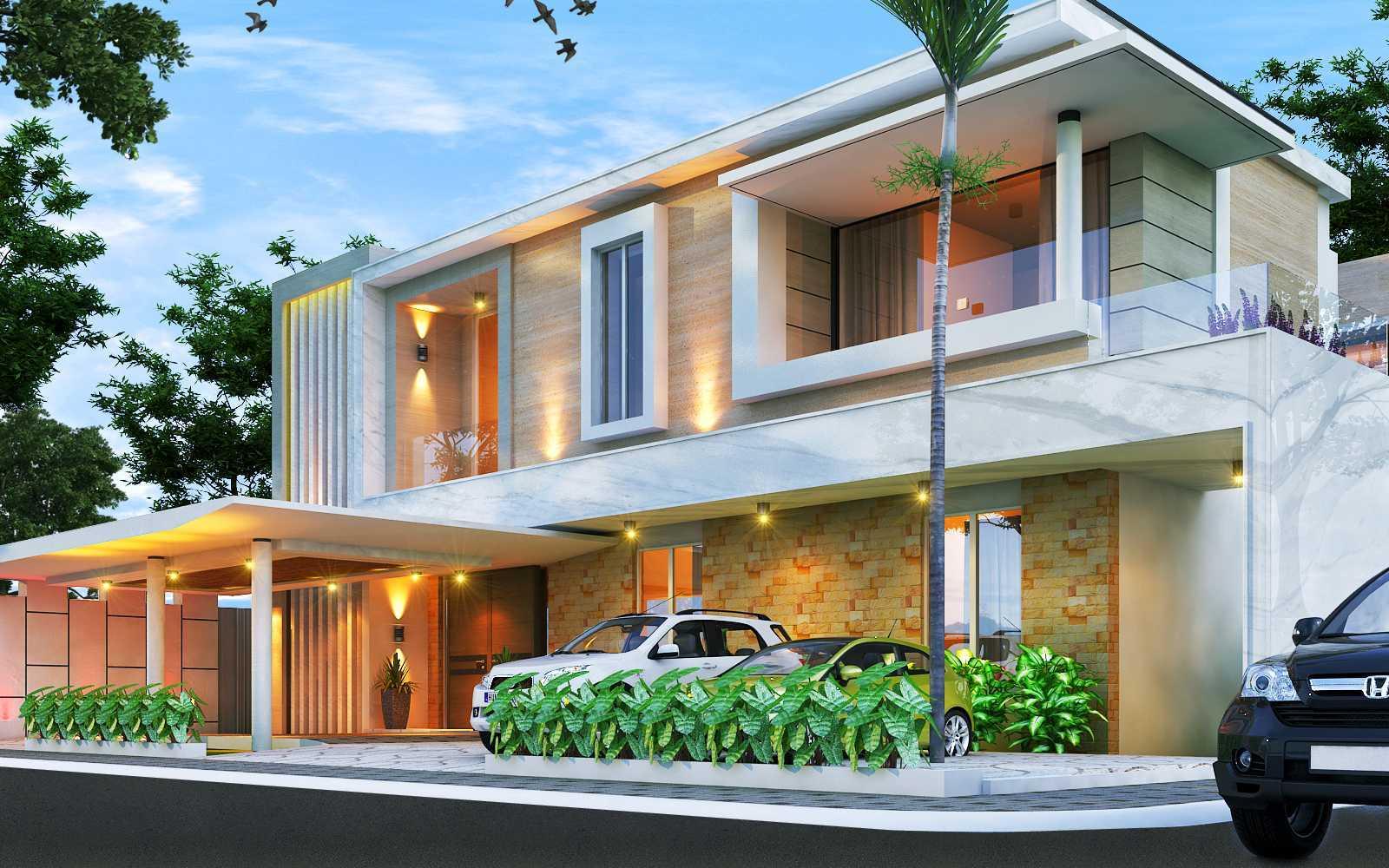 Gilbert Yohannes Voerman Edge House Palm Beach A1 . Baloi Permata Palm Beach A1 . Baloi Permata Kirim-1B Modern  29669