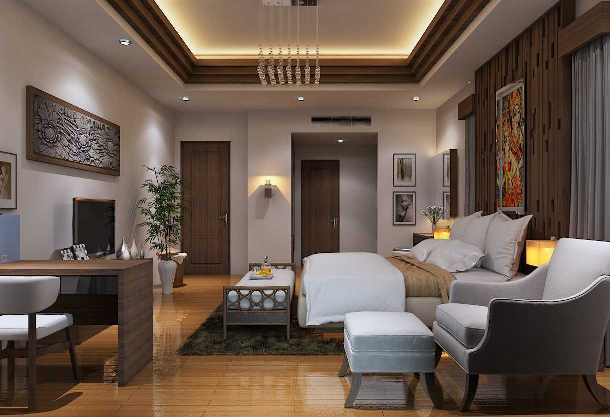Gilbert Yohannes Voerman S17 House Batam Batam Master-Bedroom-A Kontemporer  29726