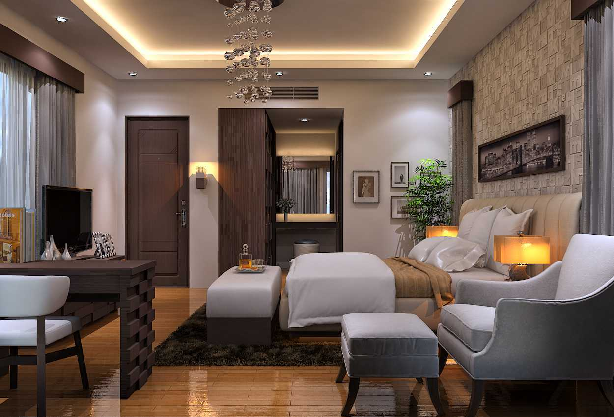 Gilbert Yohannes Voerman S17 House Batam Batam Fix-Bedroom-2A Kontemporer  29728