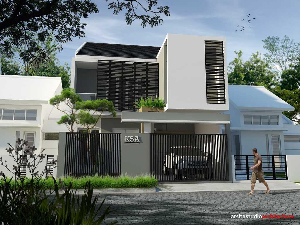 Arsita Studio Architecture Javanese Bw House Surabaya, Jawa Timur Surabaya, Jawa Timur Rumah-Jawa-Minimalis-Modern Modern  19876
