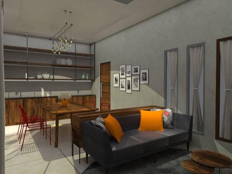 Graharupa Cipta Kirana Bulak Residence Bulak, Jakarta Bulak, Jakarta Living-Room Modern  6261