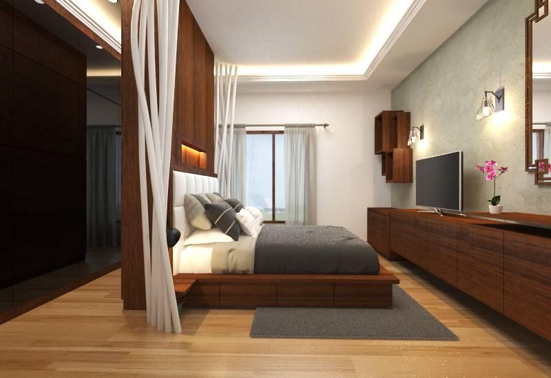 Graharupa Cipta Kirana Bulak Residence Bulak, Jakarta Bulak, Jakarta Master Bedroom Modern  6263
