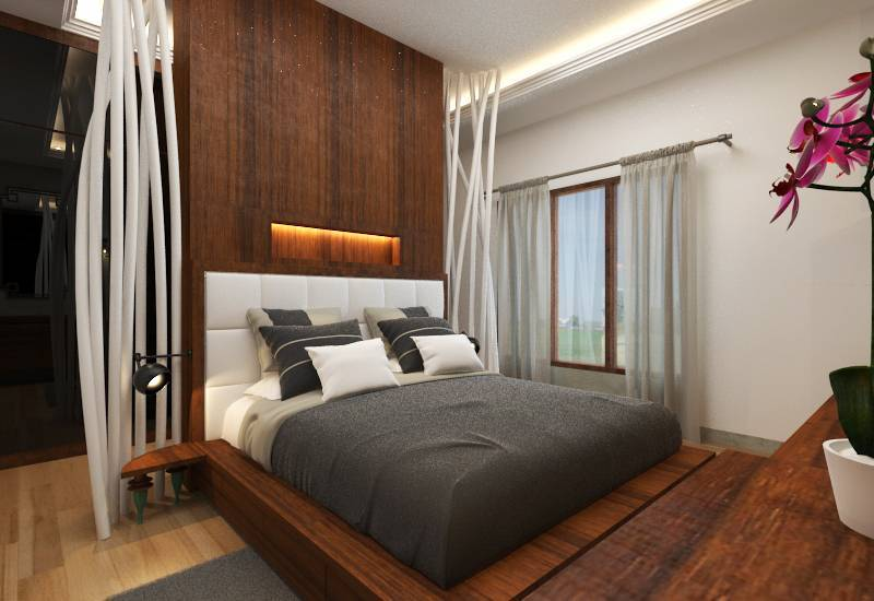 Graharupa Cipta Kirana Bulak Residence Bulak, Jakarta Bulak, Jakarta Master Bedroom Modern  6264