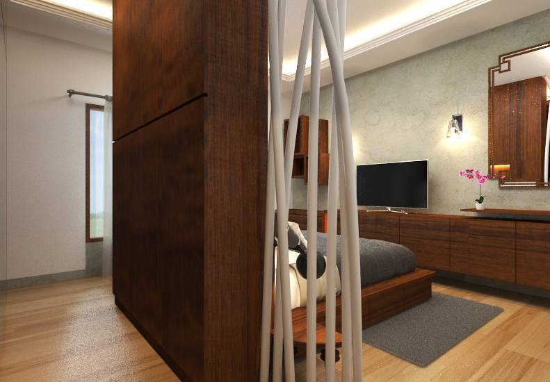 Graharupa Cipta Kirana Bulak Residence Bulak, Jakarta Bulak, Jakarta Master Bedroom Modern  6265