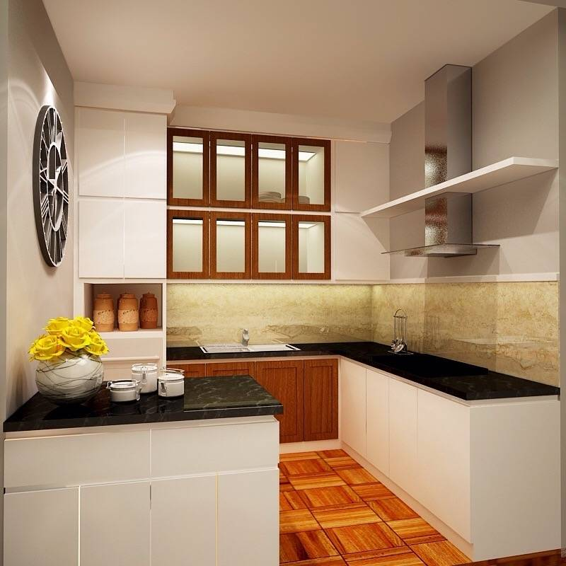Graharupa Cipta Kirana Taman Palem Residence Taman Palem, Jakarta Barat Taman Palem, Jakarta Barat Kitchen Modern  6322