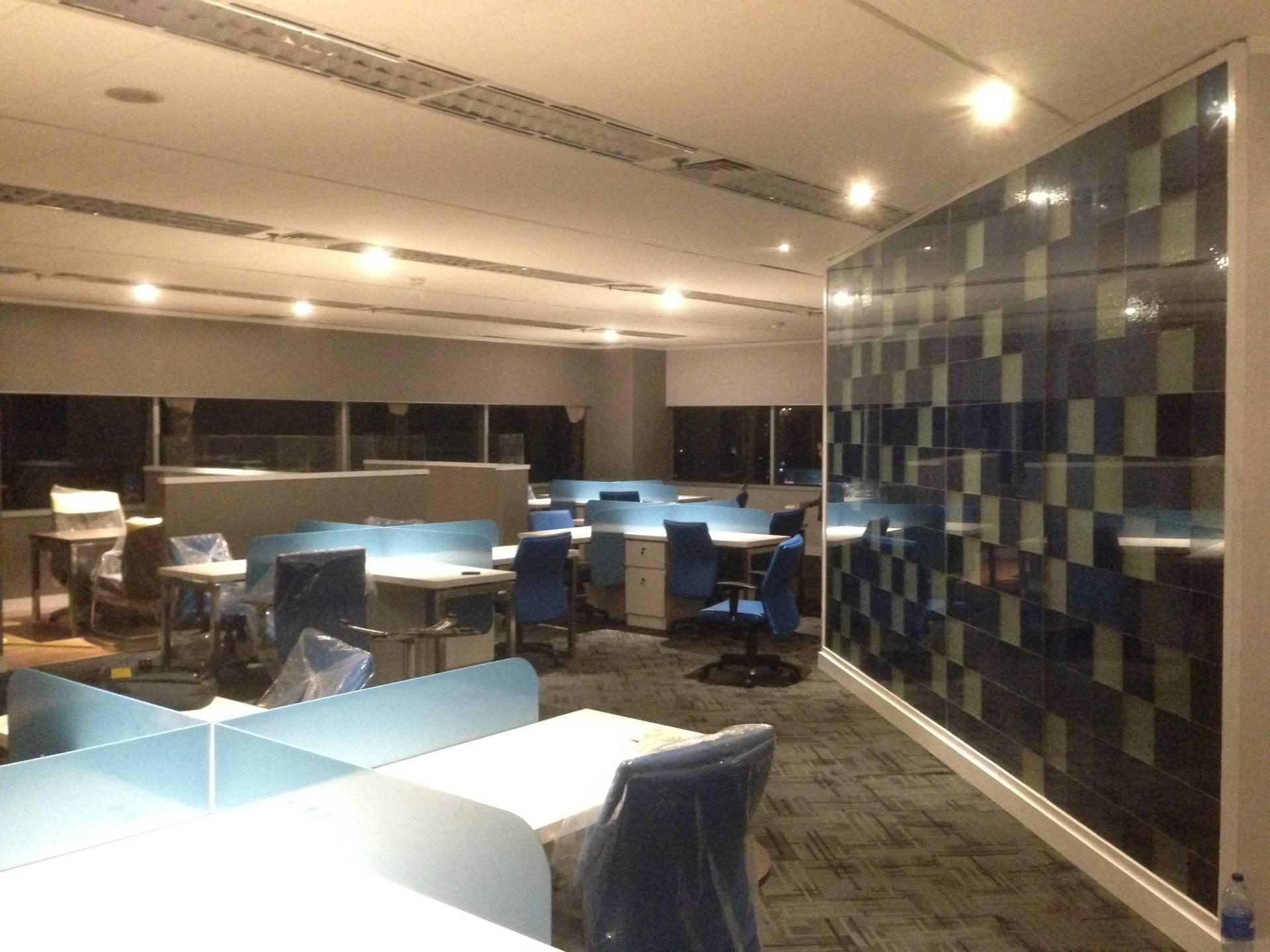 Graharupa Cipta Kirana Flashiz Office Plaza Permata, Jakarta Plaza Permata, Jakarta Workspace Modern  6377