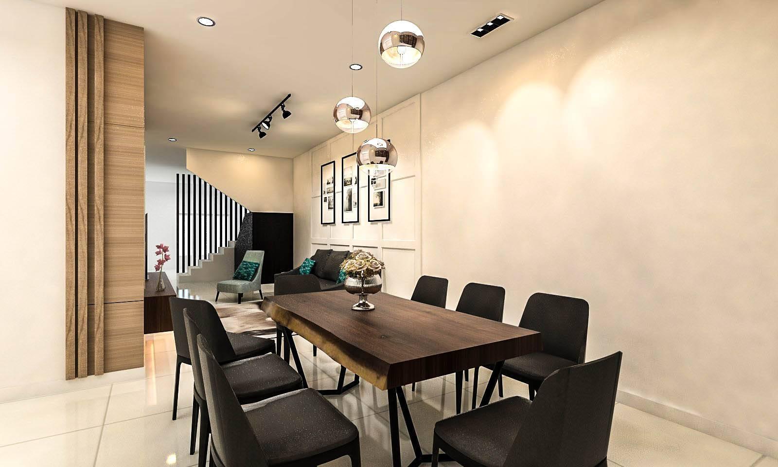 Graharupa Cipta Kirana Pluit Residence Pluit Sakti Pluit Sakti Dining Room Modern  6807