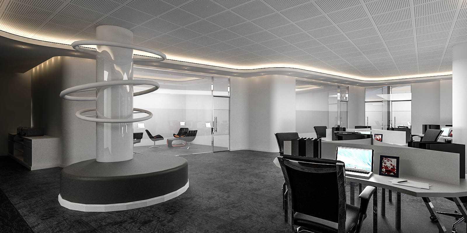 Graharupa Cipta Kirana T Office Jakarta Jakarta Working Area Modern  18248