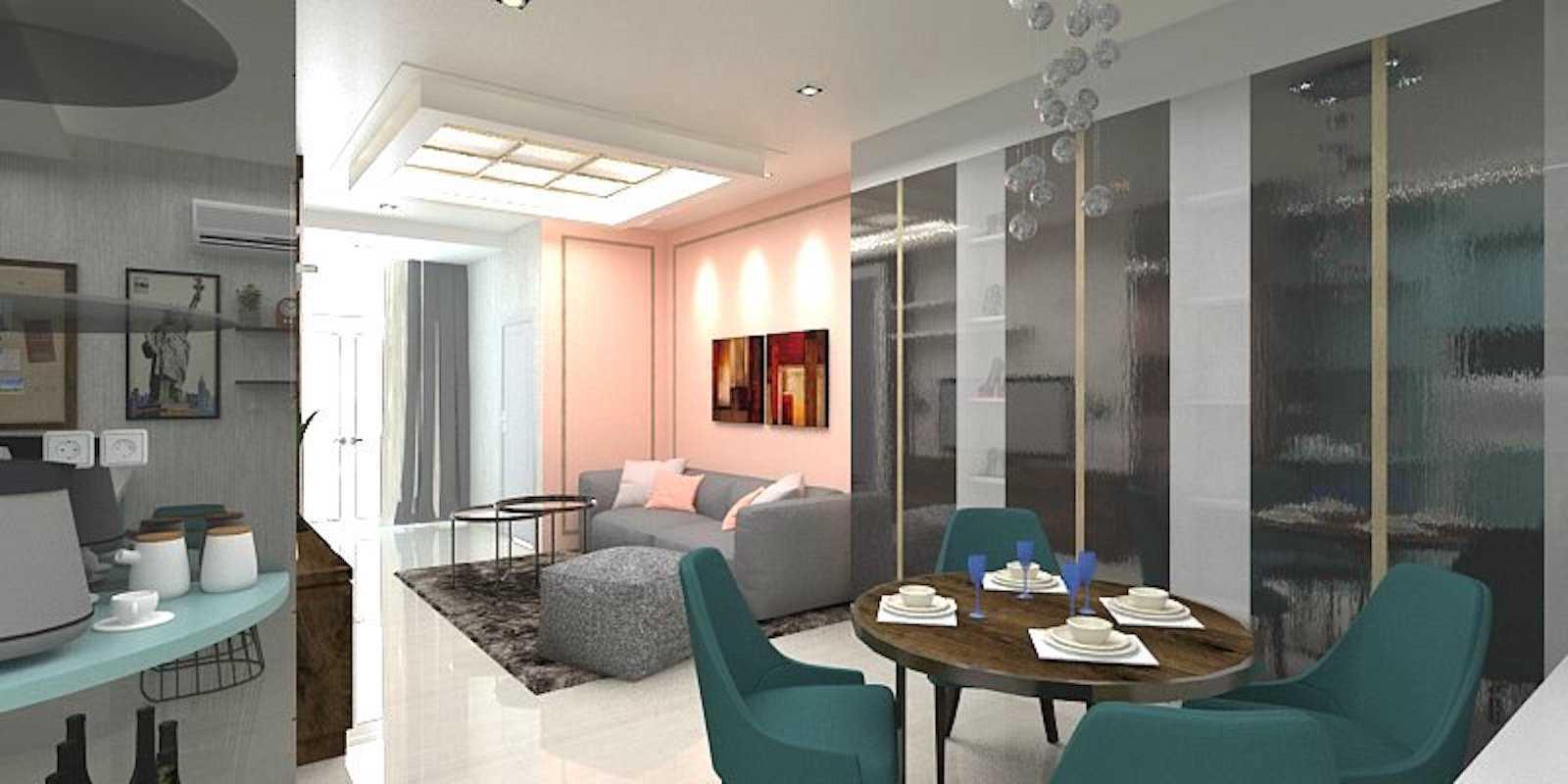 Graharupa Cipta Kirana Mrs S Residence Jakarta Jakarta Living And Dining Area Klasik  29480
