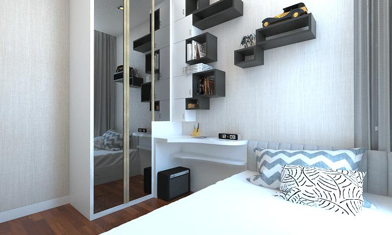 Graharupa Cipta Kirana Mrs S Residence Jakarta Jakarta Bedroom Modern  29484