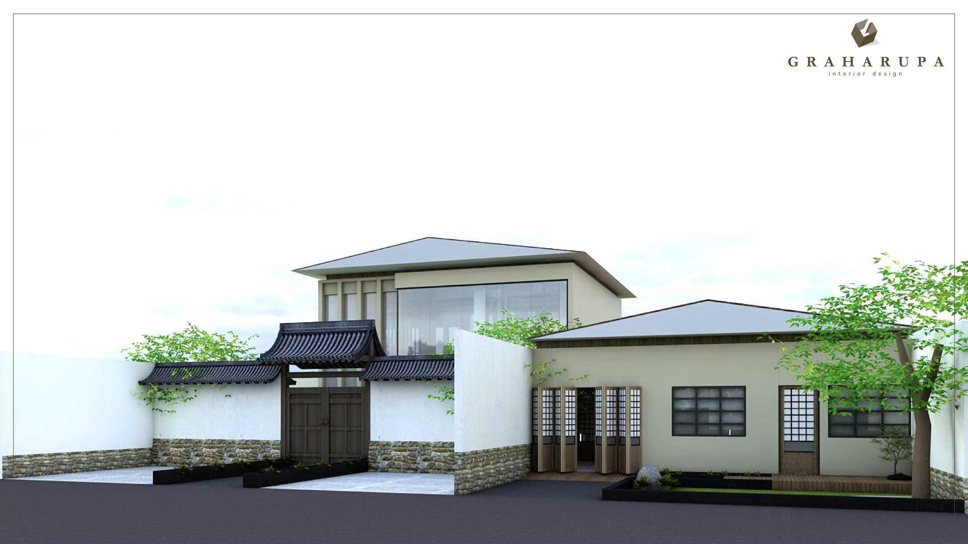 Graharupa Cipta Kirana J House Cikarang Cikarang Facade Minimalis  24070