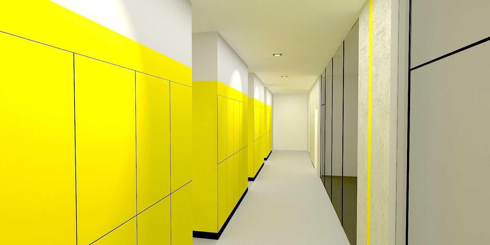 Graharupa Cipta Kirana S Office Jakarta Jakarta Locker Area Modern  27489