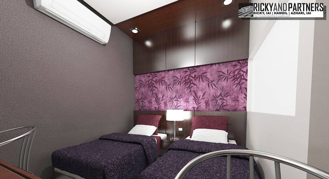 Rickyandpartners Architect Studio Nurali Hotel At Pontianak West Kalimantan, Indonesia West Kalimantan, Indonesia Single-Bedroom Modern  3370
