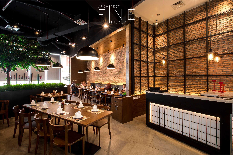 Fine Team Studio Will's Steak Mall Cipianng Indah Mall Cipinang Indah, Jakarta Mall Cipinang Indah, Jakarta Dining Area Kontemporer  16674