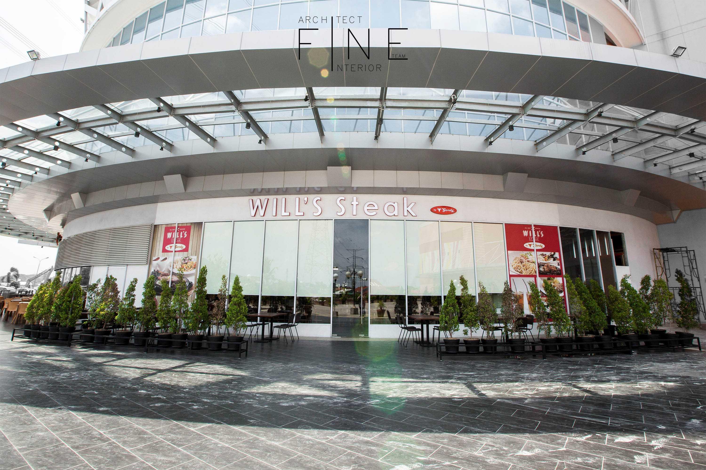 Fine Team Studio Will's Steak Mall Cipianng Indah Mall Cipinang Indah, Jakarta Mall Cipinang Indah, Jakarta Front View Kontemporer  16677