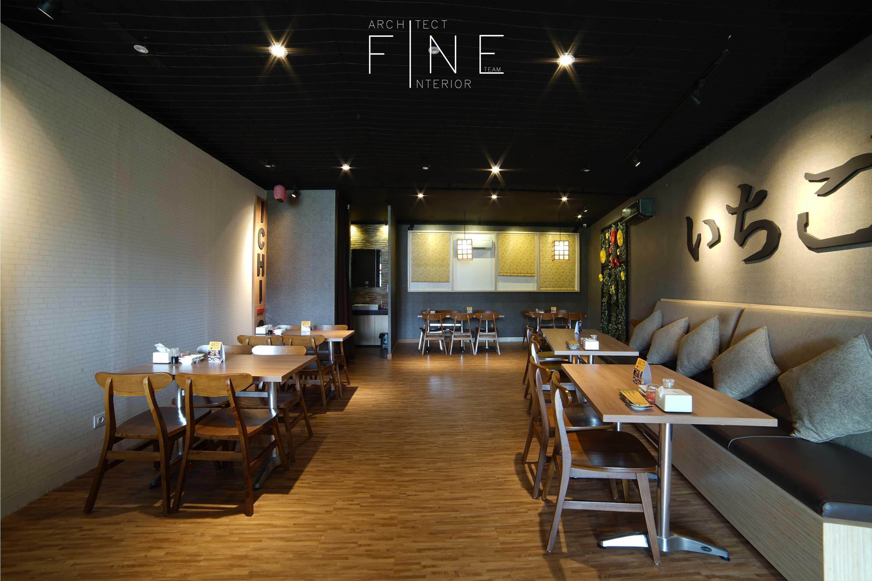Fine Team Studio Ichigo Japanese Restaurant Gading Serpong Gading Serpong Dining Area Modern  16706