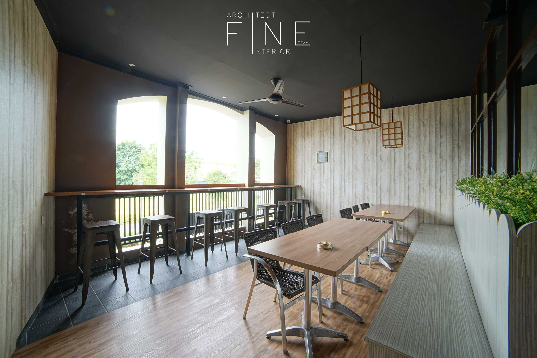 Fine Team Studio Ichigo Japanese Restaurant Gading Serpong Gading Serpong Dining Area Modern  16713