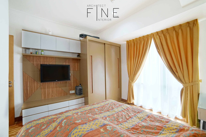Fine Team Studio The Mansion Apartment Kemayoran, Jakarta Kemayoran, Jakarta Bedroom Klasik  23318