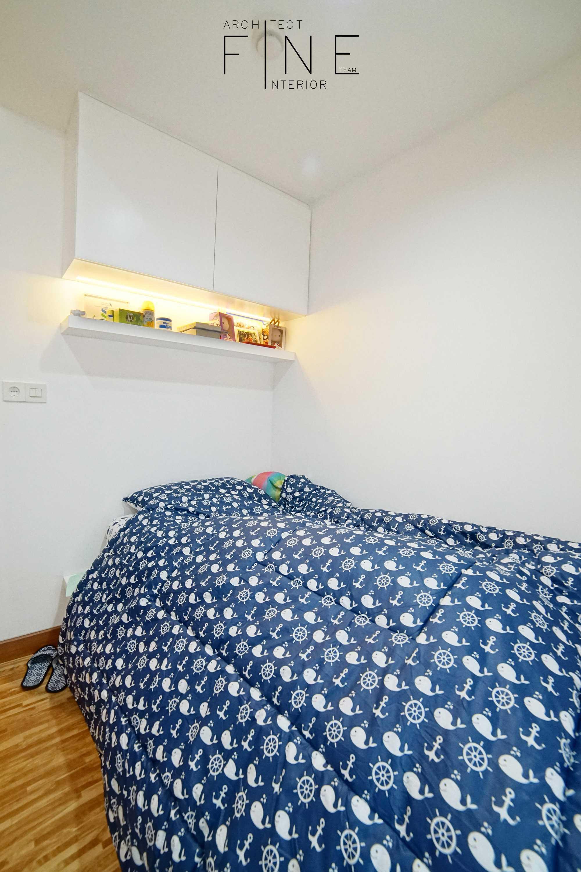 Fine Team Studio The Mansion Apartment Kemayoran, Jakarta Kemayoran, Jakarta Bedroom Klasik  23322