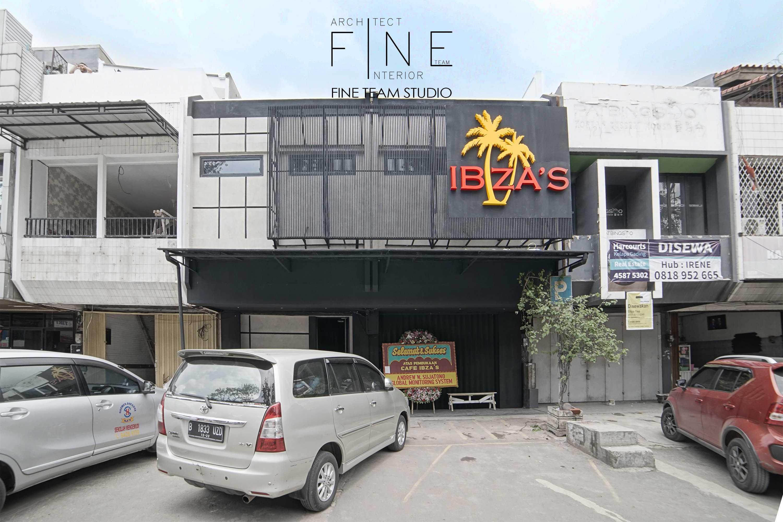 Fine Team Studio Ibza's Bar & Lounge Klp. Gading, Kota Jkt Utara, Daerah Khusus Ibukota Jakarta, Indonesia Klp. Gading, Kota Jkt Utara, Daerah Khusus Ibukota Jakarta, Indonesia Front View Industrial  53052