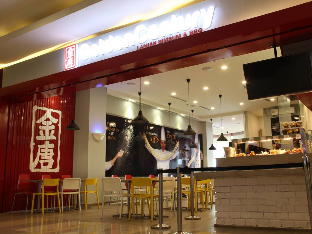 Pivot Eight Golden Century Restaurant At Pejaten Village South Jakarta, Indonesia South Jakarta, Indonesia Front-View   3493